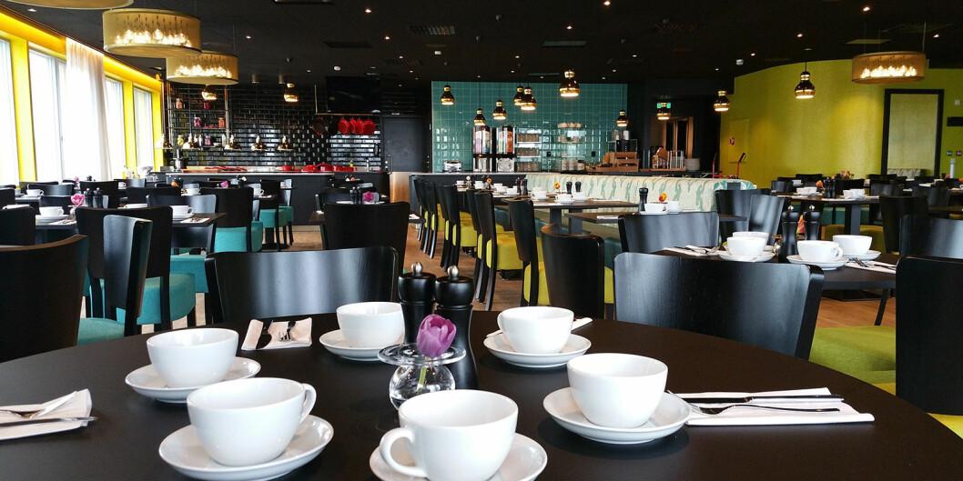 Thon Hotels fester frokostgrepet i nord. Her fra Thon Hotel Harstad. (Foto: Thon Hotels)