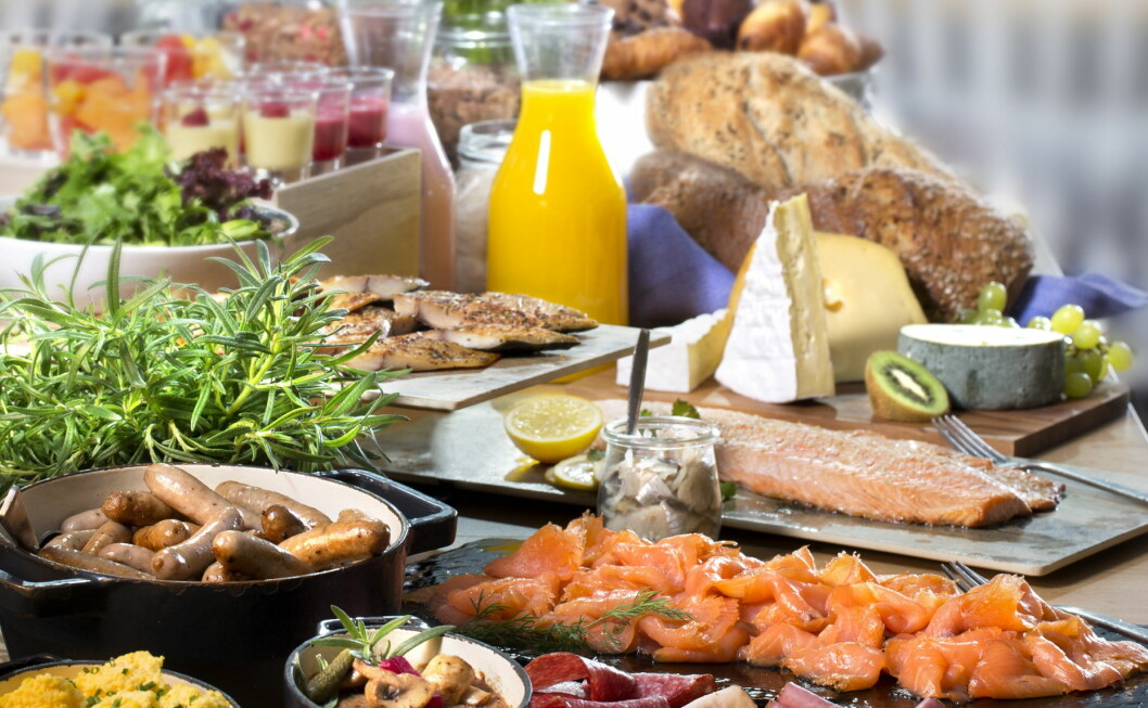 Scandics frokost seirer i Midt-Norge og på Nord-Vestlandet. (Foto: Scandic Hotels)