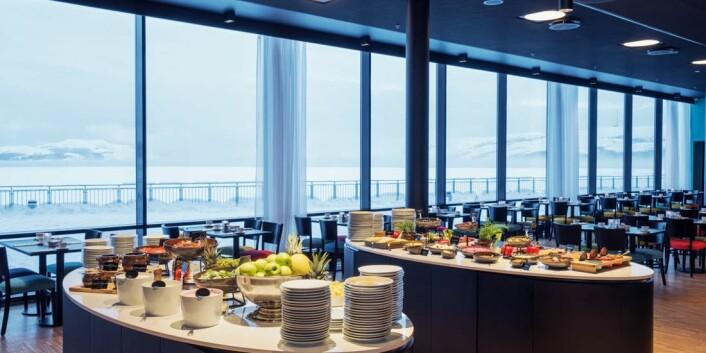 Thon Hotel Kirkenes er fylkesvinner i Finnmark. (Foto: Thon Hotels)