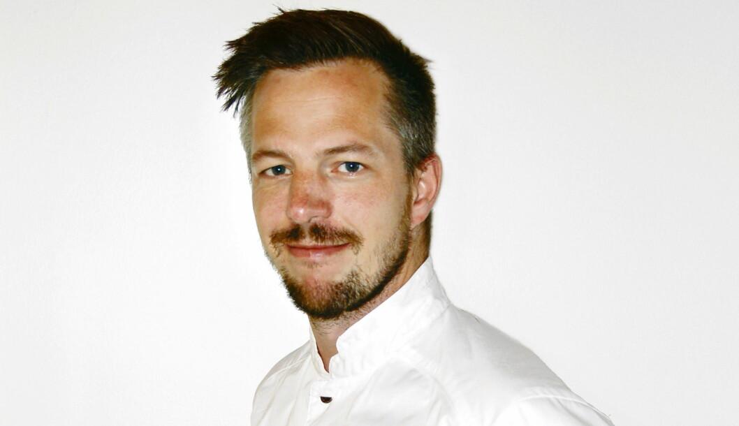 Thomas Ekenes-Fosback er ansatt som KAM hos Unilever Food Solutionos. (Foto: Unilever Food Solutions)