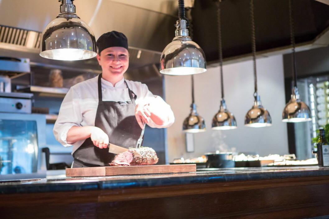 Nå er alle fylkesvinnerne i Twinings Best Breakfast klare. Her fra Scandic Sunnfjord Hotel & Spa. (Illustrasjonsfoto: Scandic Hotels)