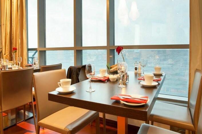 Scandic Seilet til topps i frokostkåringen i Møre og Romsdal. (Foto: Scandic Hotels)