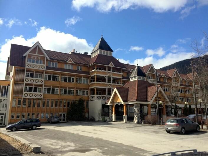Scandic Valdres på Fagernes er fylkesvinner i Oppland. (Foto: Morten Holt)