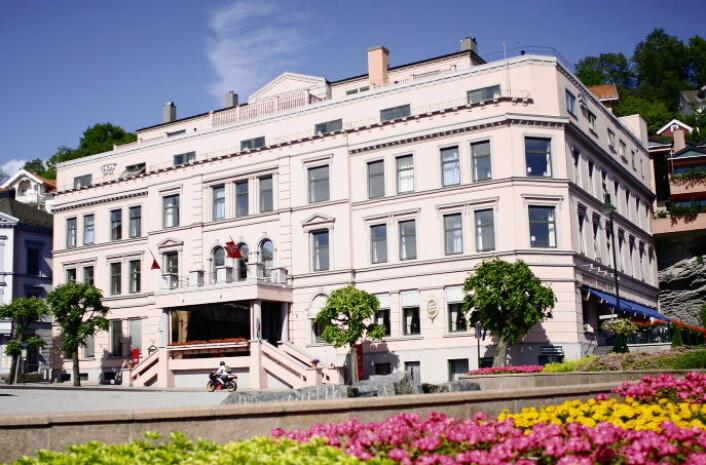 Thon Hotel Høyers er fylkesvinner i Telemark. (Foto: Thon Hotels)