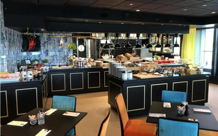 Thon Hotel Arendal er best i Aust-Agder. (Foto: Morten Holt)