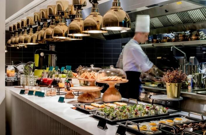 Scandic dominerer frokostkåringen så langt. (Foto: Scandic Hotels)