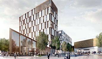 Haut Nordic skal drifte nytt Gardermoen-hotell