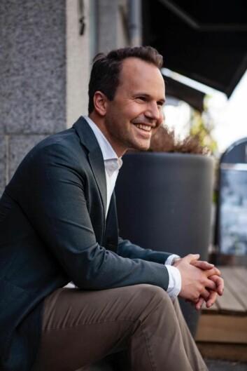 I 2016 ble Pierre Puggaard direktør for Frogner House i en alder av bare 28 år.