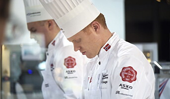 Dette er de tre norske kokkelandslagene