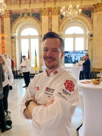 Thomas Ekenes-Fosback er kaptein på det nye Community Catering-landslaget. (Foto: NKL)