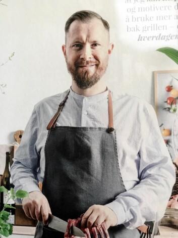 Jan Ivar Nykvist. (Foto fra boka)