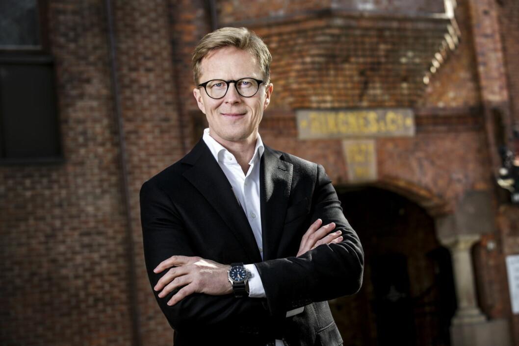 Administrerende direktør i Ringnes, Anders Røed. (Foto: Ringnes)