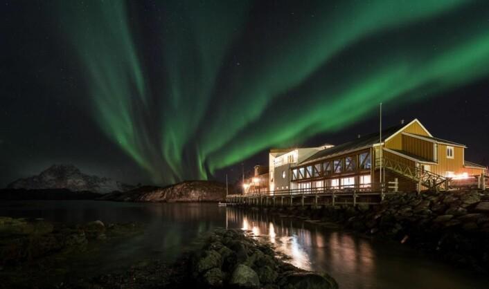 Nyvågar Rorbuhotell. (Foto: Hotels.com)