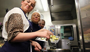 NKL Young Chefs og Unge kokker samarbeider