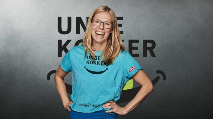Daglig leder for Unge kokker, Gita Aspen Kolltveit. (Foto: Unge kokker)
