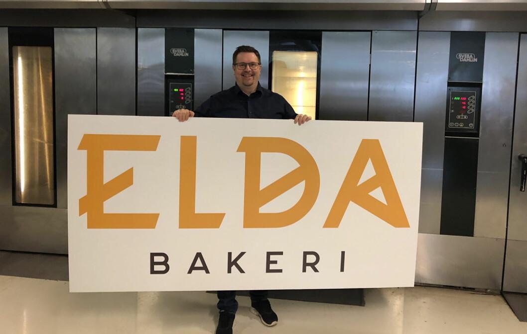 Nå finner du Elda Bakeris glutenfri pizzabunn og hamburgerbrød i Lucky Bowls restauranter i Norge. (Foto: Elda Bakeri))