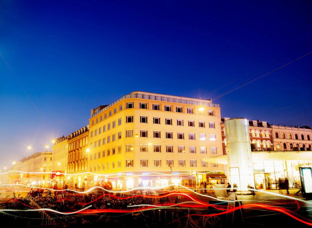 Fra Nørreport i København. (Foto: Scandic Hotels)