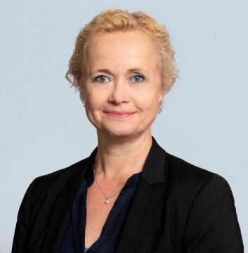 Lise Hammergren. (Foto: Kavli)