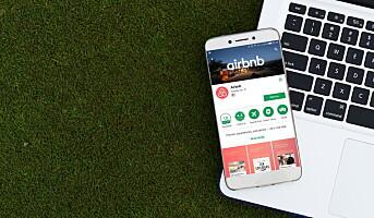 Airbnb med enorm vekst