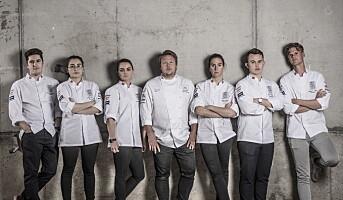 Åker og hav er temaet for menyen til Årets unge kokk
