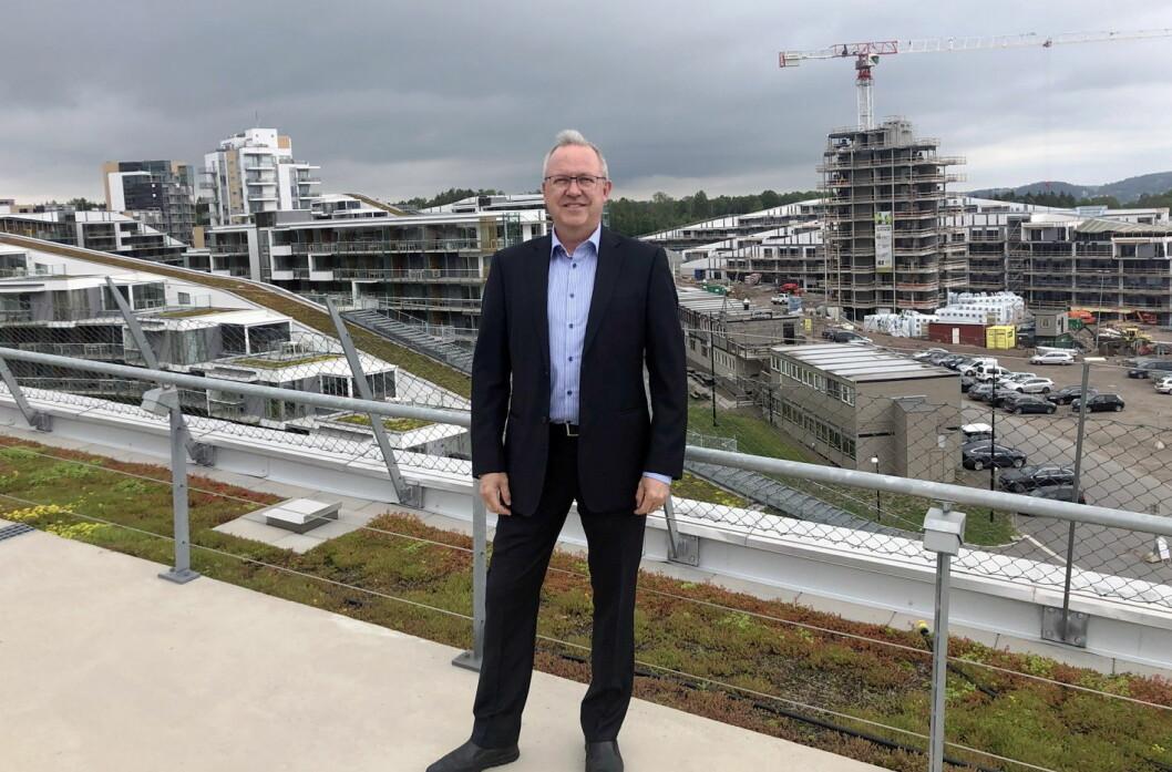 Ole Petter Christensen blir ny hotell- og resortdirektør for Oslofjord Convention Center. (Foto: Oslofjord Convention Center)