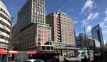 Plaza blir igjen Norges største hotell