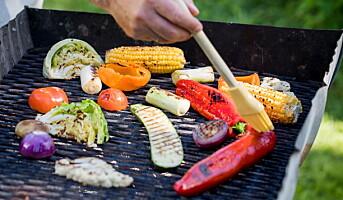 Et ønske om sunnere mat på grillen