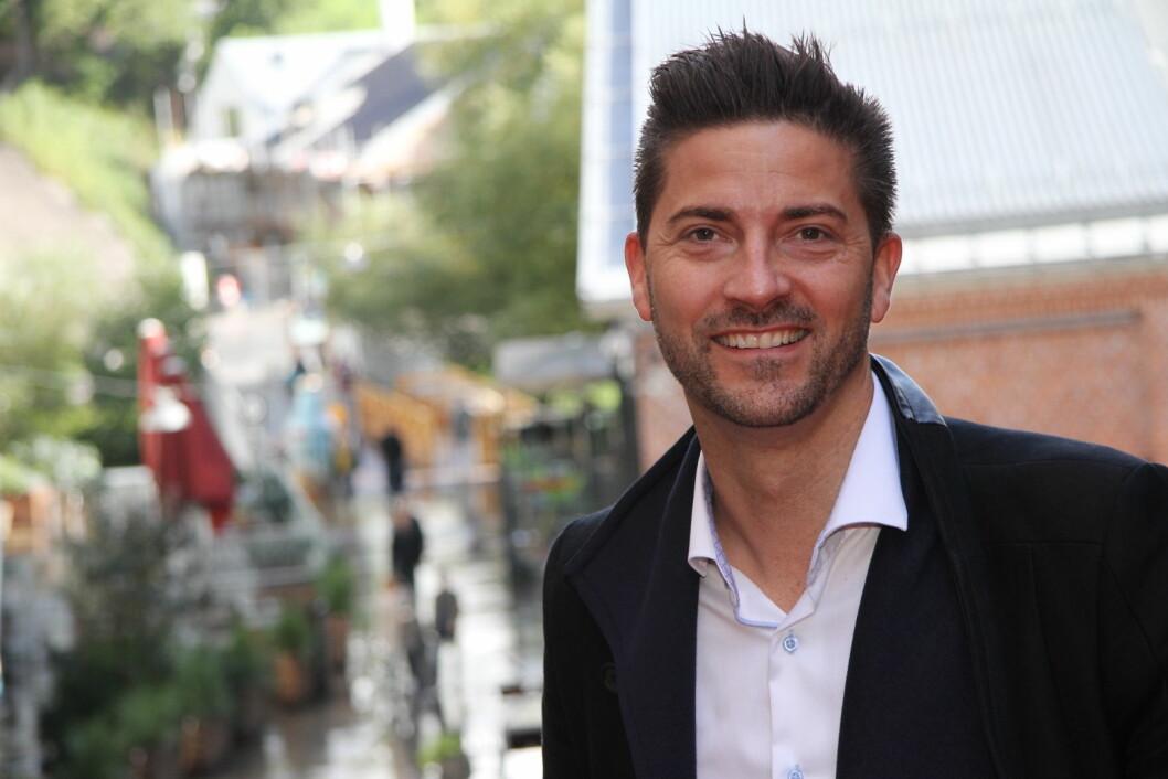 Daniel Rouge Madsen blir sentral i den første utgaven av Sørlandets Mat- og Bryggerifestival. (Foto: Morten Holt)