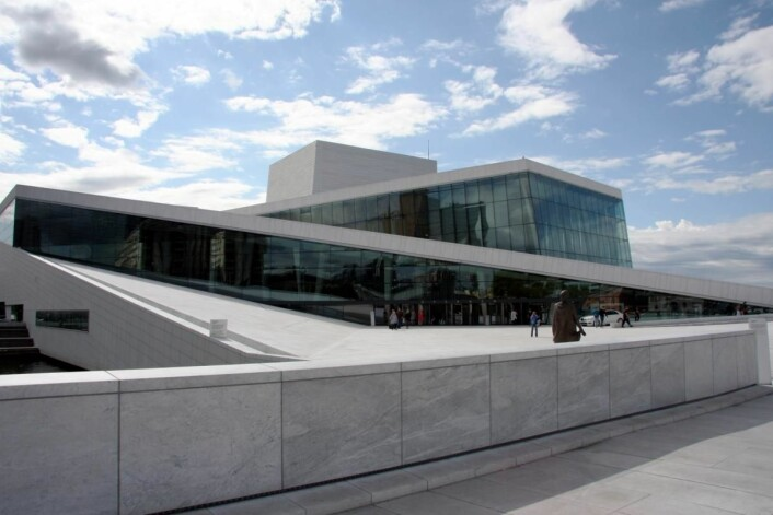 Smak 2020 har åpningsfest i Den Norske Opera 3. mars 2020. (Foto: Morten Holt)