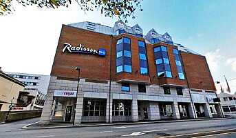 Scandic overtar Radisson Blu Royal Hotel