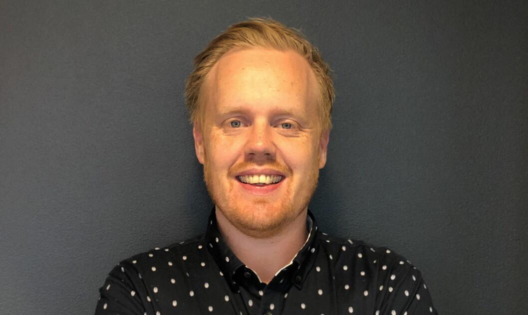 Henning Fischer. (Foto: Nores)
