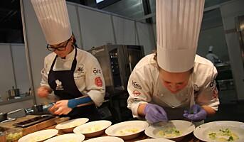 Trakk seg fra «Årets unge kokk»