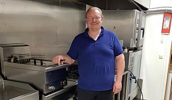 Skal styre kjøkkenet på Tingvoll Fjordhotell