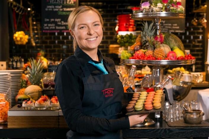 Fire Thon-hoteller har gått videre til Twinings Best Breakfast-finalen. (Foto: Thonhotels.no)