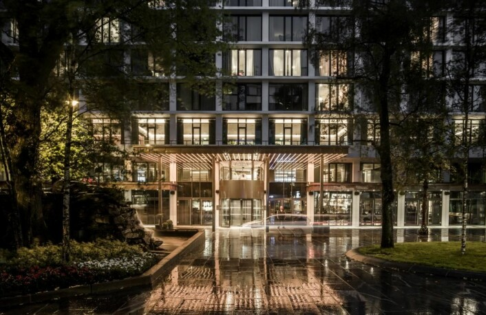 Også i finalen; Hotel Norge by Scandic. (Foto: Fransisco Munoz, Scandic Hotels)