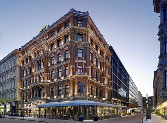 Kämp Hotel i Helsinki. (Foto: Nordic Choice Hotels)