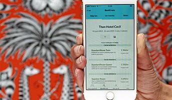 Ny app fra Thon Hotels