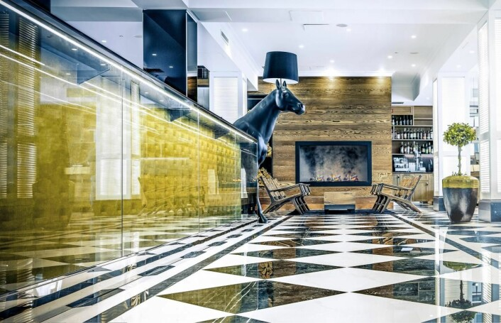 Hotel Lila Roberts. (Foto: Nordic Choice Hotels)