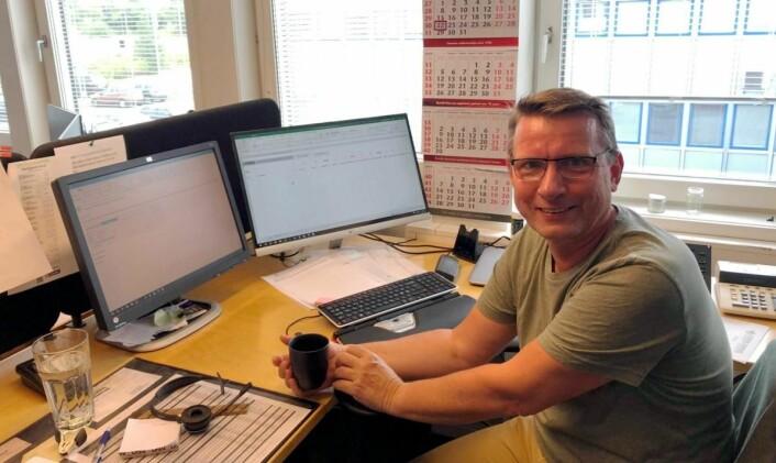 Culinas innkjøpssjef Jan Olof Sundblom har kontroll på våre innkjøp og jobber etter strenge praksiser. (Foto: Culina)