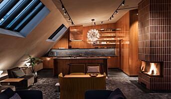Design av dagens restaurantmiljøer har sinnet i minne