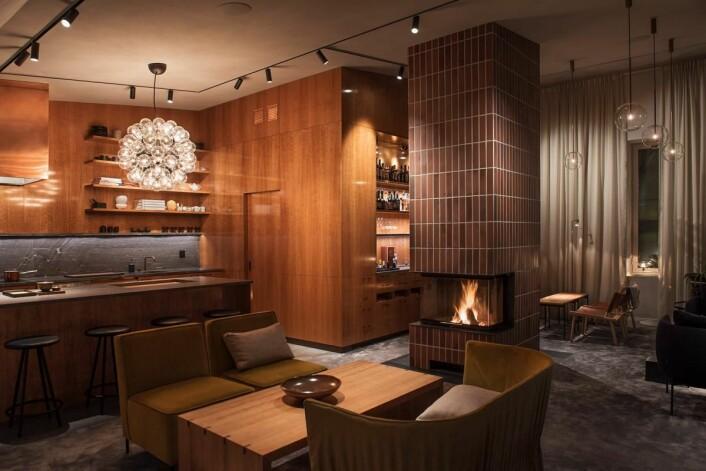 Restaurant Frantzén. (Foto: Erik Lefvander)