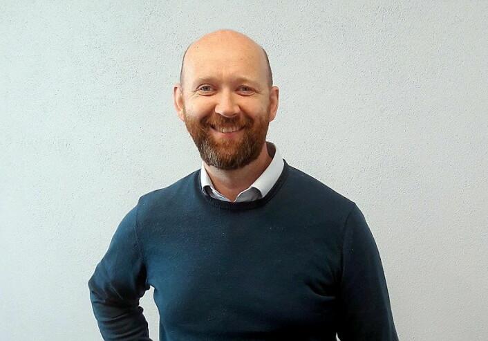 Salgs- og markedssjef i Domstein Sjømat, Arild Svensen. (Foto: Domstein Sjømat)