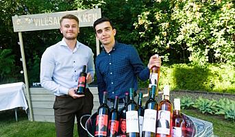 Unge vinimportører med søkelys på Balkan
