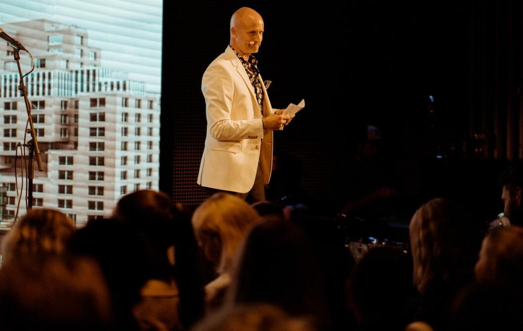 Robert Holan er hotelldirektør for nyåpnede Clarion Hotel Oslo. (Foto: Clarion Hotel)