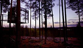 Unike overnattingssteder i Sverige