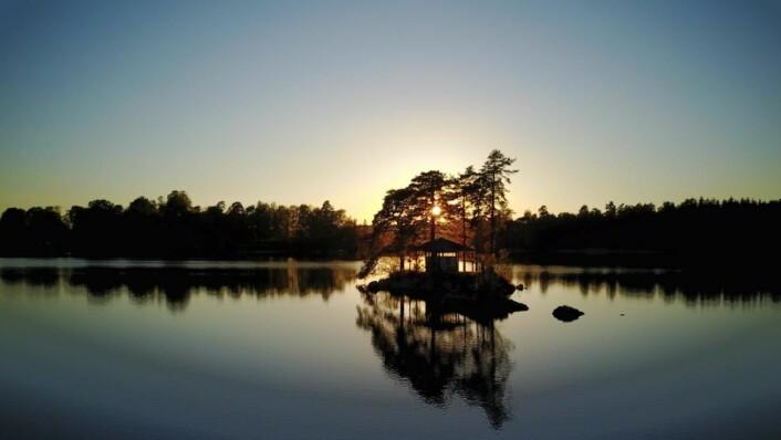Øya Ramoa i Småland. (Foto: Jimmy Wik)