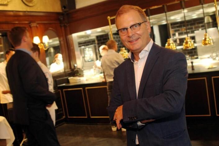 Daglig leder for Stiftelsen Årets kokk, Arne Sørvig. (Foto: Morten Holt)