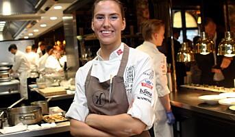 Lag 1 - Årets unge kokk 2019