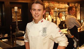 Lag 3 - Årets unge kokk 2019