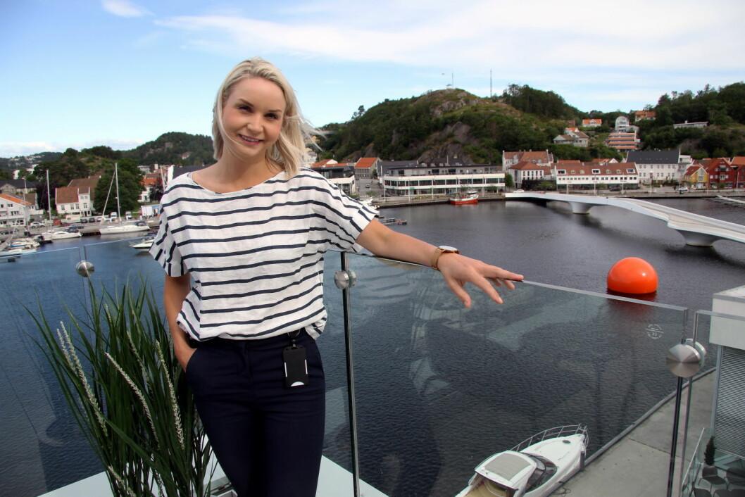 Lotte Fredriksen Syltevik. (Foto: Morten Holt)